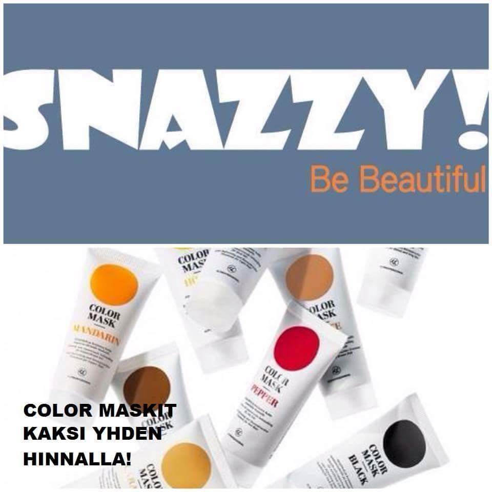 snazzy mainos 2