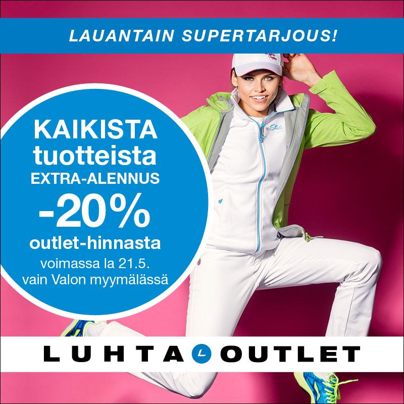 LuhtaOutlet_loppuviikon_supertarjous_vko20_Facebook_800x800px
