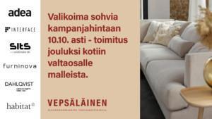 Vepsäläisen sohvakampanja -kuva